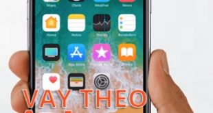 Vay tiền nhanh Online theo iPhone